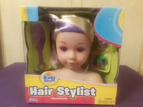 Hair Model Doll Hair Stylist Doll Doll Head Kids Manniquin Head