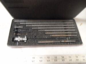 MACHINIST-TOOL-LATHE-MILL-Machinist-Starrett-Inside-Micrometer-Gage-Gauge-fasd