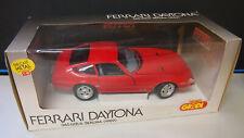 1//18 Pièces détachés Ferrari 365 GTS//4 Daytona Techno Giorgi