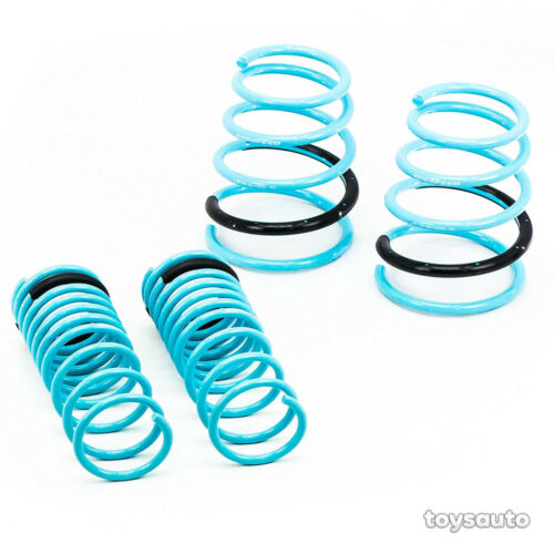 """Godspeed Tractions-S Lower Lowering Drop Down Spring 2/""""F//R for Subaru WRX 08-14"""