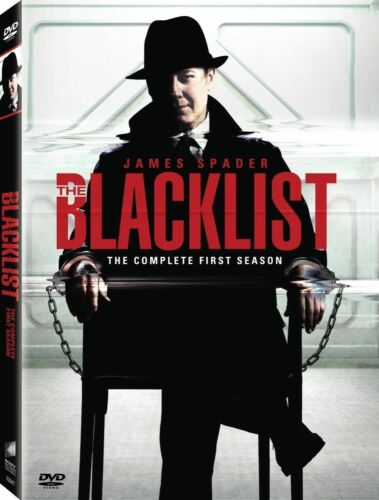 1 of 1 - The Blacklist: Season 1 (DVD, 2014, 6-Disc Set), NEW SEALED REGION 4