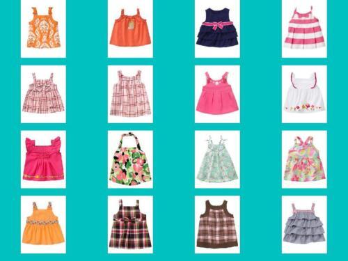 NWT Gymboree Girls Dressy Tank Top Shirt NEW Choice Tops Cotton Blend