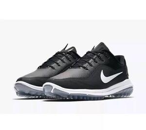0e922cff96d  175 NEW Nike 2018 Lunar Control Vapor 2 Golf Shoes Black White ...