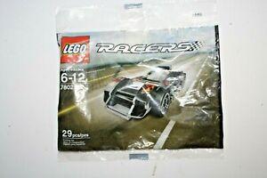 Lego Racers 7802 Le Mans New Poly Bag