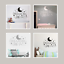 Quotes-Wall-Stickers-Family-Kids-DIY-Removable-Vinyl-Decal-Mural-Home-Decor thumbnail 9