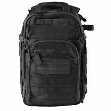 5.11 Tactical All Hazards Prime Backpack Combat Rucksack - Black