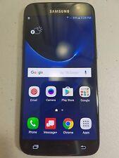 Samsung Galaxy S7 Black 32GB GSM Unlocked GOOD COND! XL PICS! FAST SHIP!