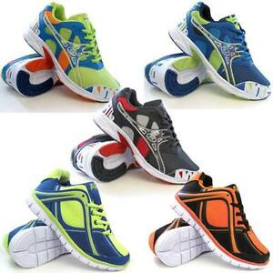 Mens-Running-Trainers-Boys-Gym-Walking-Shock-Absorbing-Sports-Fitness-Shoes-Size