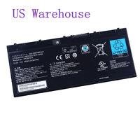Genuine Fpcbp374 Battery Fujitsu Stylistic Quattro Q702 Fmvnbp221 14.4v 45wh