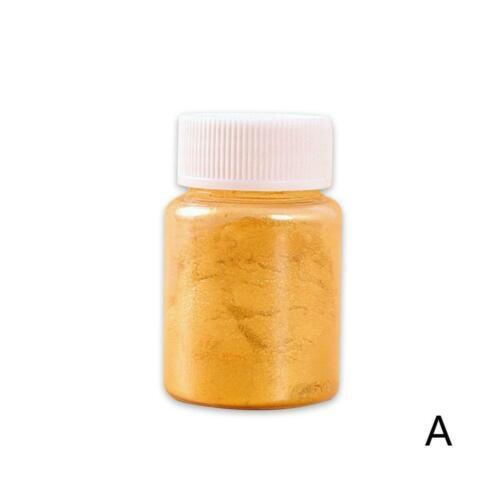 15g Edible Flash Glitter Golden Silver Powder Decorating Food Baking Supply DIY