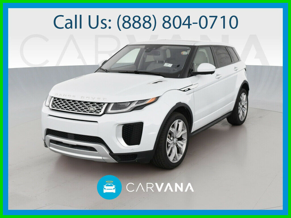 2019 Land Rover Range Rover Autobiography 286 HP Sport Utility 4D