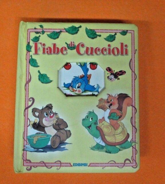 book LIBRO FIABE DI CUCCIOLI 2002 EDIBIMBI (L8)