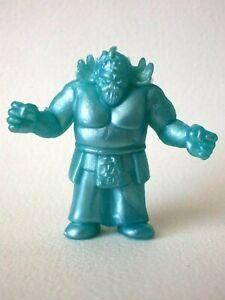 Vintage-figurine-cosmix-panosh-kinnikuman-m-u-s-c-l-e-man-exogini-green-lot-f16