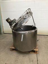 Groen Stainless Steel Farm Milk Tank Model Rw2 150