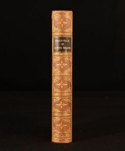 1856-Recollections-of-teh-Table-Talk-of-Samuel-Rogers-Porsoniana-Leather-Binding