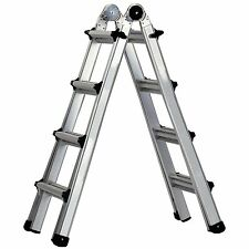 Cosco 17 Feet World's Greatest Multi-Use Ladder, 20417T1ASE New