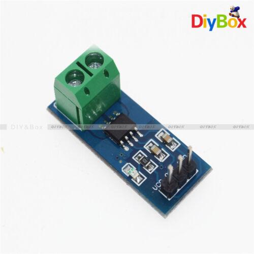 10Pack New design 20A Range Current Sensor Module ACS712 Module Arduino Module
