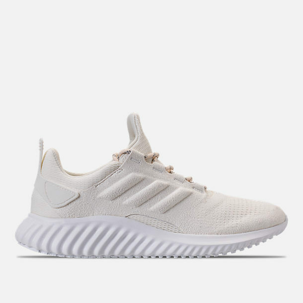 MENS ADIDAS ALPHABOUNCE CR WHITE RUNNING SHOES MEN'S SELECT YOUR SIZE
