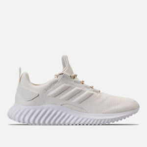 brand new d2933 a6b31 Image is loading MENS-ADIDAS-ALPHABOUNCE-CR-WHITE-RUNNING-SHOES-MEN-