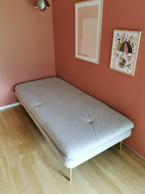 Daybed, uld, 2 pers. , Sofa kompagniet, Dejlig daybed,…