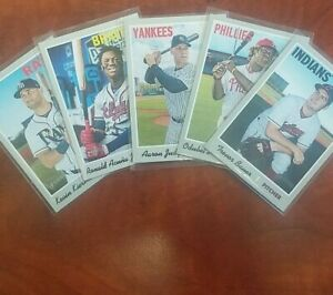 2019-TOPPS-HERITAGE-SHORT-PRINTS-401-500-SP-RC-You-Choose-BUY-3-GET-1-FREE