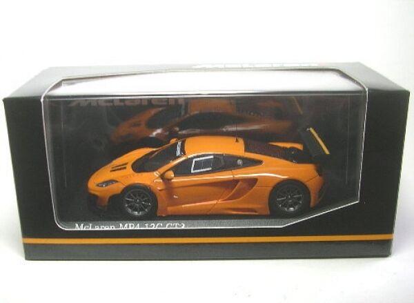 vieni a scegliere il tuo stile sportivo McLaren McLaren McLaren mp4-12c gt3 Street (Arancione) 2012  Felice shopping