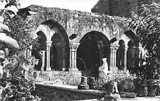 BR11643 Abbaye de Boquen en Plenee Jugon La salle capitulaire  france real photo