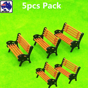 Image Is Loading 5pcs Scale 1 75 Painted Beach Chair Seat
