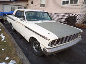 1963 Ford Fairlane Sport coupe