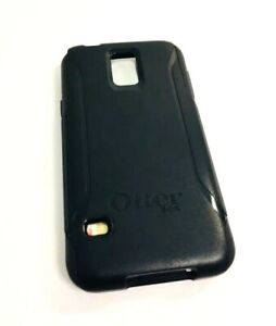 super popular bc7e0 d5c7a Details about OtterBox Commuter Series Case/Cover For Samsung Galaxy S5 in  BLACK/BLACK Colors