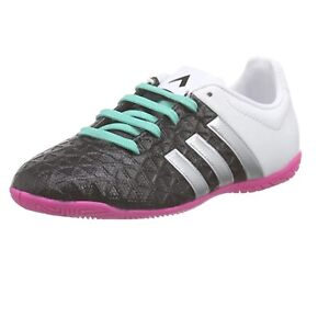 ADIDAS-ACE-15-4-in-environ-39-12-cm-Garcons-Chaussures-De-Football-Pointure-4