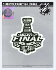 2019-STANLEY-CUP-FINAL-JERSEY-PATCH-NHL-OFFICIAL-BOSTON-BRUINS-ST-LOUIS-BLUES