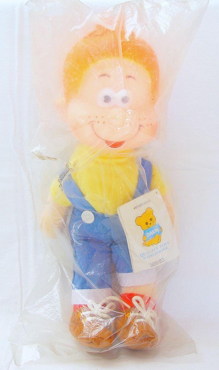 Dakin USA BOULE & BILL 40cm Vinyl Stuffed Figure Roba Licensed MISB`84 TOP RARE