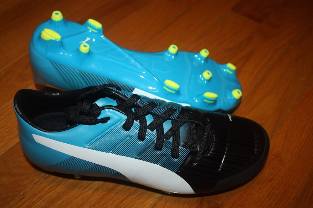 New In Box homme PUMA evoPower 2.3 FG Soccer Cleats SHIP FREE US FAST