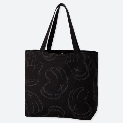 KAWS × UNIQLO UT Summer 2019 Collaboration Companion BFF Tote Bag