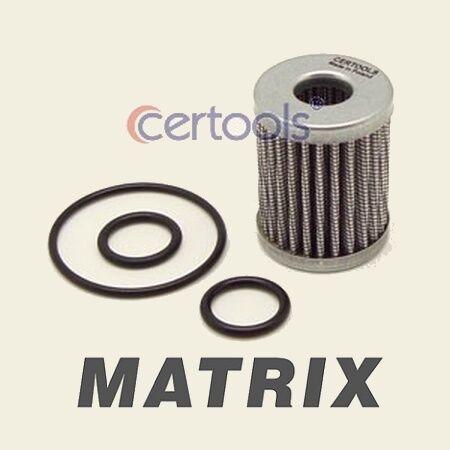 nuevo! Cartucho De Filtro De Gas LPG De Fibra De Vidrio Kit Para Matrix FJ301-Calidad Superior