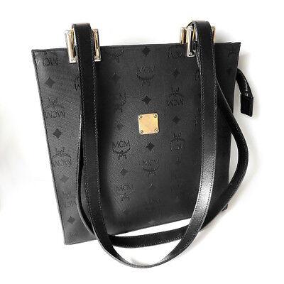 Original MCM München Damen Handtasche schwarz   eBay