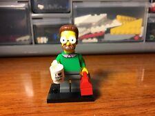 LEGO Minifigures - Minifiguren The Simpsons Series 1 (71005) Fig.#7 Ned Flanders