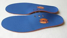 10 SECONDS PERFORMANCE INSOLES ARCH 1000 FLAT FOOT ARCH SUPPORT SIZE M 12.5-13.5