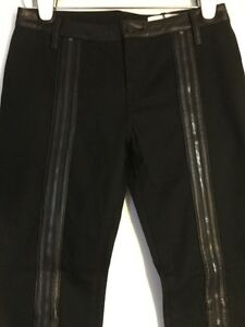 Had Trim 28 Leather Black Robot A Nwt 9332809671084 if Slim Bukser jeans Bide Fit Sass I xq4w1OwR