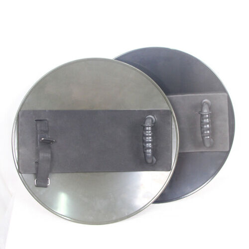 3.5 Hand-Held Round Anti-riot Shield Security Protection Swat Police Tactical