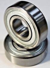 2PK  Premium 6203-2RST AG Spindle Bearing w// 2 Trash Guard Seals Tight Contact