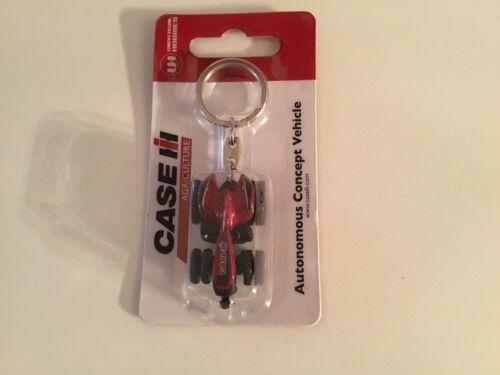 Case IH Autonomous Concept Vehicle Metal Key Chain