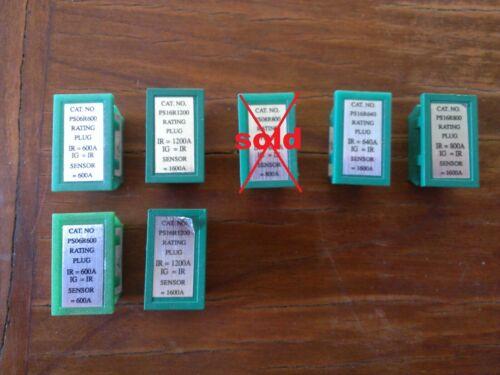 1600A sensor Rating Plug Federal Pioneer USR 600A 640A 1200A