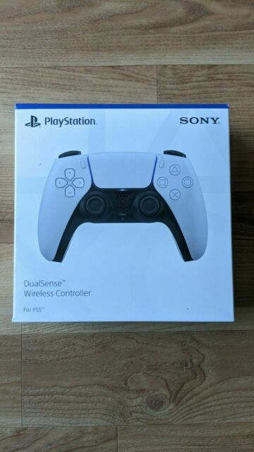 Sony PlayStation 5 DualSense Wireless Controller *Factory Sealed* PS5 BRAND NEW!