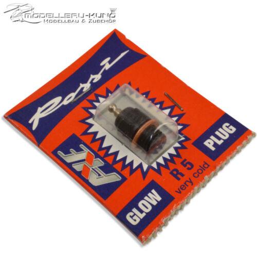 ROSSI r5 très froid 3,5-10 Ccm Verbrenner BOUGIE DE PRECHAUFFAGE NEUF neuf dans sa boîte