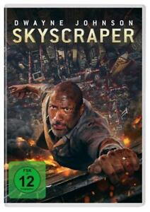 DVD-SKYSCRAPER-NEVE-CAMPBELL-DWAYNE-JOHNSON-NEU-OVP