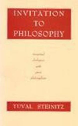 An Invitation to Philosophy by Yuval Steinitz