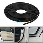 10FT 3M Black Car Auto Door Rubber Edge Guard Moulding Trim Protector Strip DIY