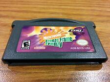 ** Nicktoons: Freeze Frame Frenzy (Nintendo Game Boy Advance GBA, 2004) **